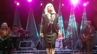 Debbie Harry - Blondie - Maria - Isle of Man 26 July 2011