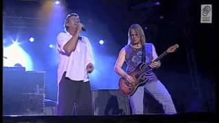 "DEEP PURPLE ""Strange Kind Of Woman"" (Unreleased promo footage live in Germany)"