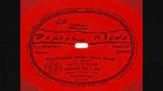 Depeche Mode Fad Gadget ~ flexi pop! 1981