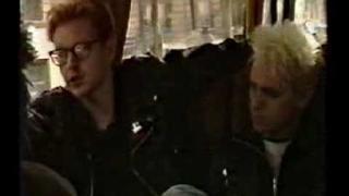 Depeche Mode - Interview : Andrew Fletcher & Martin L. Gore (France 1986)