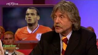 Derksen nogmaals over Yolanthe Cabau van Kasbergen (Voetbal International)