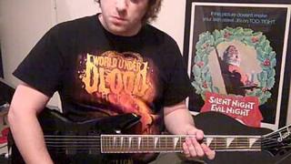 Deron Miller CKY guitar riffs