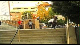 Derrick Wilson Nollie Heels Hollywood 16 stair
