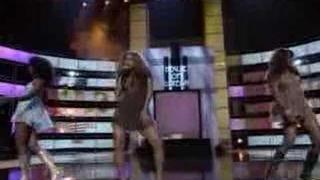 destiny;s child @ fashion rocks 2005