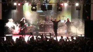 Devin Townsend Project - Vampira, Live At Damnation Festival, Leeds, 5th November 2011.mpg