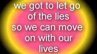 Diana DeGarmo ~ Good Goodbye lyrics