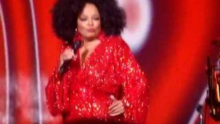 Diana Ross - Upside Down - Live 2011