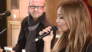 Die 10 Gebote - Regionalprobe in Düsseldorf mit Bahar Kizil und Dieter Falk
