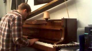 Die Toten Hosen - Hier kommt Alex Acoustic - Kanut Piano Interpretation