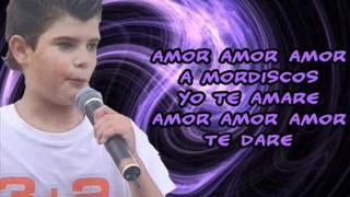 Diego Dominguez - A mordiscos (Letra)
