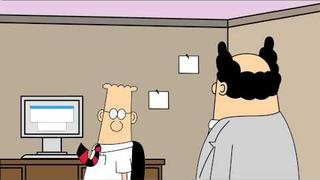 Dilbert Animated Cartoons - Good Things Come to Those Who Wait, Social Failure and Underpants