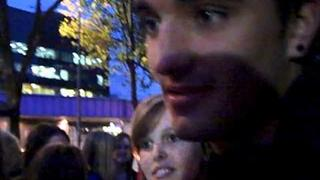 Discussions about camels with nathan sykes and tom parker