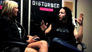 Disturbed - John Moyer and the Rockstar Lounge
