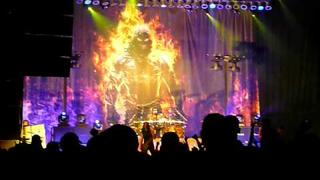 Disturbed - Mike Wengren Drum Solo/Down With The Sickness Live - Bell County Expo Center