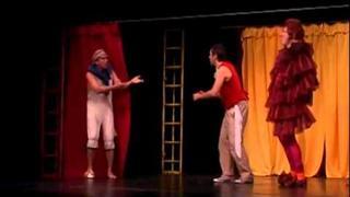 Divadlo Rokoko: Astrolog (ukázka č. 2)