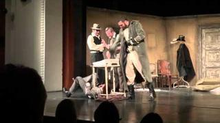 Divadlo Rokoko: Hráči (záznam z Městského divadla Žďár nad Sázavou 2012)