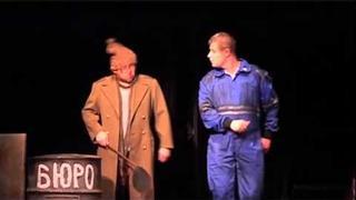 Divadlo Rokoko: Viktor K. aneb Český národ neskoná (ukázka č. 1)