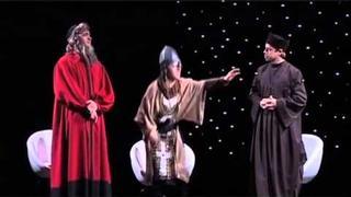 Divadlo Rokoko: Viktor K. aneb Český národ neskoná (ukázka č. 2)