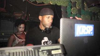 DJ WhooKid, Alexis Ford and Lloyd Banks at GreenHouse NYC 8.25.2011