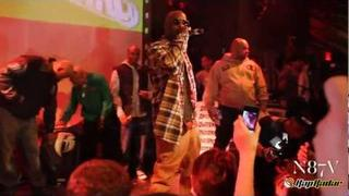 DMX Performs at SOBs