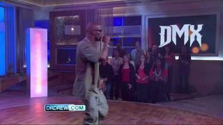 DMX Performs His New Single!
