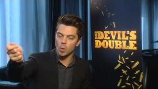 Dominic Cooper The Devil's Double interview