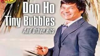 Don Ho - My Little Grass Shack - Hawaiian War Chant