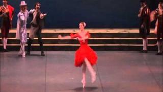 Don Quijote - Kitri = variace