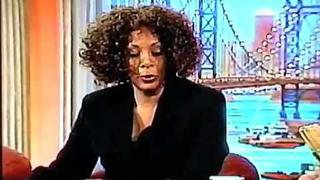 Donna Summer - On The Rosie O'Donnell Show (Con Te Partiro / I Will Go With You)