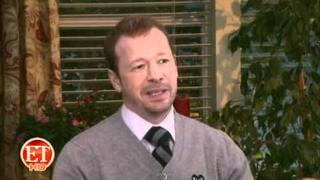 Donnie Wahlberg on NKOTBSB and 'Blue Bloods': 'I Worked my Whole Career' to be Here