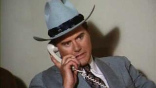 Don´t mess with JR. Ewing