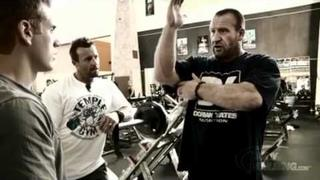 Dorian Yates' Blood and Guts Trainer: Back