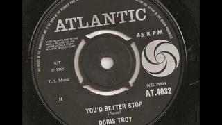 DORIS TROY - YOU'D BETTER STOP