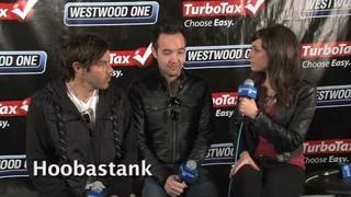 Doug Robb & Dan Estrin of Hoobastank Grammy Awards 2011 - GRAMMYs Guided by TurboTax