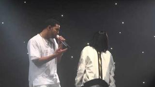 Drake and Rihanna - Take Care, Paris 2014