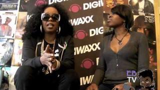 """Eb-TV: Rah Digga on current """"femcees"""" & the 2010 BET Awards noms for Best Female Hip Hop Artist"""