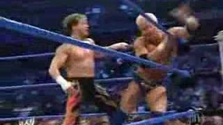 Eddie Guerrero's last match