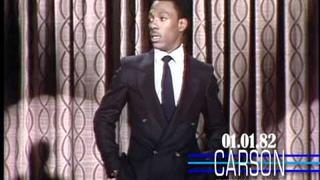 "Eddie Murphy's First Appearance on ""The Tonight Show Starring Johnny Carson"" - 1982"