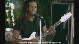 "Eddy Grant - ""I Love To Truck"". Live In Havana, Cuba, March 1986. (Funky Disco)"