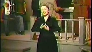 Edith Piaf ~ La Vie en Rose / La Vida en Rosa 1955 (Original)