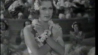 "Eleanor Powell - Complete Hula Routine - ""Honolulu"""