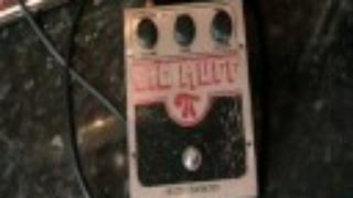 Electro Harmonix Big Muff Collection