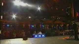 "Eli Mattson - Walkin' in Memphis ""Americas Got Talent"" 2008"