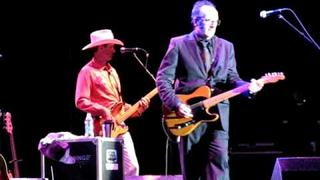 "Elvis Costello ""Brilliant Mistake"" Milwaukee 7/5/09"