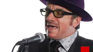 Elvis Costello: 'Sulphur to Sugarcane' -- video.NEWSWEEK.com