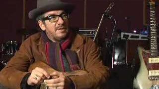Elvis Costello talks about his Fender® Jazzmaster® guitar