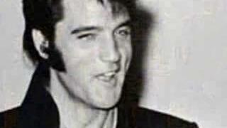 Elvis - somebodys Knocking