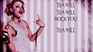 Emilie Autumn- Tea Will Rock You (With Lyrics)