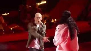 Eminem & Rihanna - The Monster - Live MTV Movie Awards 2014