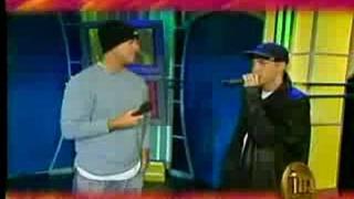 Eminem @ TRL - Lifetime Award part 1